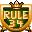 «Королевский щит R34» - очень редкая награда, которая выдаётся за 500 рейтинга r34. Лишь немногие собиратели контента удостаиваются чести носить его.