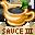 «Золотой соусник» - награда для того, кто предоставил соус 20 раз в секретных разделах. Имеется ввиду соус на гифки (ссылки на видео).